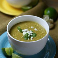 Mexican Avocado Soup