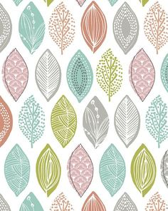 Surface Pattern Design, Pattern Art, Pattern Paper, Abstract Pattern, Folk Art Flowers, Flower Art, Print Wallpaper, Pattern Wallpaper, Textile Patterns