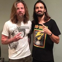 Jay Weinberg and Chris Adler | Slipknot and Lamb of God #slipknot #lambofgod…
