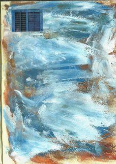 art journal - finestra