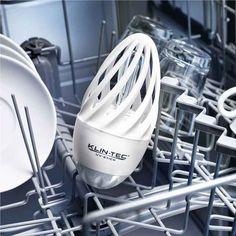 Disinfecting Dishwasher Light