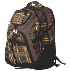 Want/Why: purse can't carry books/supplies/son's lunch box.School appropriate and boy friendly. - Online Only 17 Laptop, Laptop Backpack, Charcoal Black, Cool Things To Buy, Lunch Box, Palette, Plaid, Backpacks, Purses