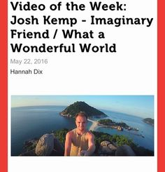 NEW POST // Video of the Week: @joshkempmusic - Imaginary Friend / What A Wonderful World  #hdmusicpromouk #followers #twitter #followforfollow #f4f #sfs #subforsub #subscribers #youtuber #socialmedia #online #musicmarketing #marketing #blog #blogger #music #artists #vlog #vlogger #musicpromo #unsigned #entrepreneur #business #global #travel #video #videography #cinematography #asia #gopro by hdmusicpromouk