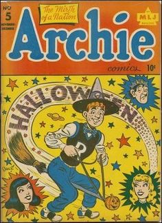 I LOVED Archie Comics...Betty and Veronica were so glamorous to me!!!