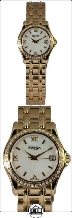 Bernex - Reloj de pulsera mujer  ✿ Relojes para mujer - (Lujo) ✿