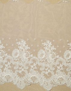 French Vintage Lace (wide)