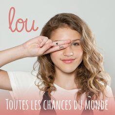 Toutes les chances du monde - Single by Lou on Apple Music Olympia, Lenni Kim, Rap, Star Francaise, Video Humour, Jenifer, Kid United, Music Library, Barbie House