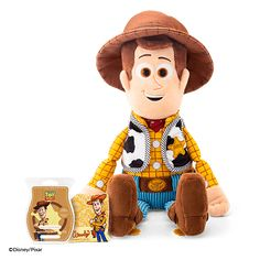 Shop the Lovable Characters from Disney's Toy Story Woody & Buzz Lightyear with the Disney Collection from Scentsy ⭐️. Woody Scentsy Buddy with Reach for the Sky Fragrance and Buzz Lightyear Scentsy Buddy with To Infinity and beyond! Disney Deals, Sheriff Woody, Woody And Buzz, Sky Bar, Best Black Friday, Disney Toys, Pet Toys, Toy Story, Plush