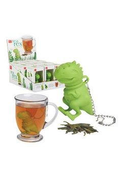Tea Rex Tea Infuser. MUST HAVE