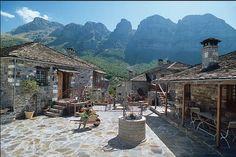 GREECE CHANNEL | Papigo village, Zagori region, Greece