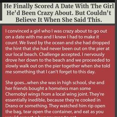 Guy Finally Scored A Date With The Girl. But Couldn't Believe It When She Said This. Good Jokes, Funny Jokes, Hilarious, Funeral Readings, Funniest Pranks, Wife Jokes, Happy Stories, She Said, Scores