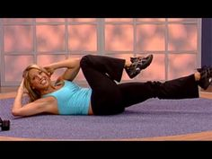 12 minute. Denise Austin: Abs & Lower Body Workout is an effective 12 minute workout that is designed to define the abs, strengthen the core, and tone the entire lower body. Burn calories, blast away belly fat and target your lower half as you sculpt long lean legs, shape your hips and butt, and slim your waistline. Legendary Trainer, Denise Austin makes t...