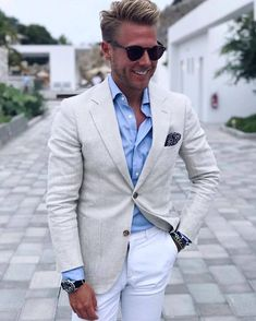 Trendy Mens Fashion, Mens Fashion Blog, Men's Fashion, Business Casual Outfits, Men Style Tips, Mens Clothing Styles, Mens Suits, Menswear, How To Wear