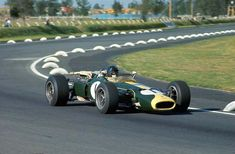Jim Clark - 1966 Lotus-BRM