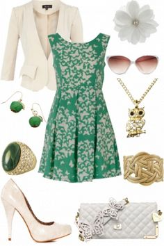 """Winning Event outfit for """"In the night garden"""" styled by Jenna #fashion #style"""
