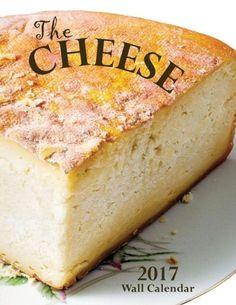 The Cheese 2017 Wall Calendar (UK Edition)