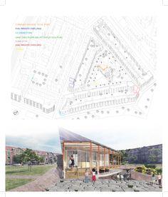 MSD M.Arch S2/16 - Patrick Bullen. Studio Thesis 04 - Opportunistic Urbanism. Tutors: Katherine Sundermann and Andy Fergus. Spangen Community Kitchen.