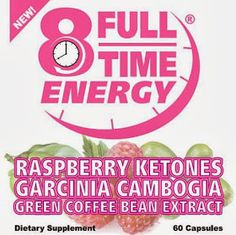 Full-Time Energy Super Pill with Raspberry Ketones Garcinia Cambogia Green Coffee Bean Extract Fat Burners - Extreme Diet Pills - The Best ...