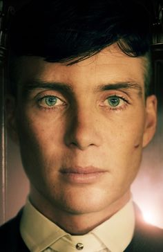 Cillian Murphy as Tommy Shelby, Peaky Blinders.