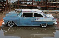 1955 Chevrolet 210 Rat Rod - More