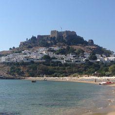Lindos Rhodes Island, Greece