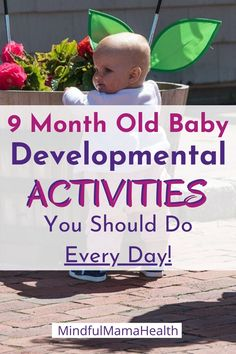 9 Month Old Baby Learning Activities - 9 Month Baby Toys, 8 Month Old Baby, 9th Month, 9 Month Old Baby Activities, Baby Learning Activities, Infant Activities, 9 Month Old Milestones, Baby Milestones, Baby Milestone Chart