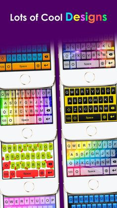 Unique keyboard Free - Color Keyboard design and backgrounds for iPhone, iPad, iPod on the App Store