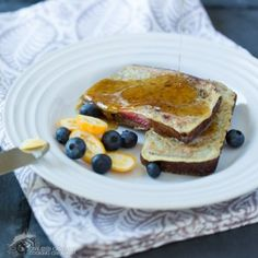 Looking for Fast & Easy Breakfast Recipes! Recipechart has over free recipes for you to browse. Find more recipes like Paleo French Toast. Banana Bread French Toast, Paleo Banana Bread, Paleo Bread, Paleo Diet, Paleo Menu, Paleo Pancakes, Paleo Food, Waffle Recipes, Paleo Recipes