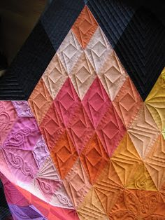 No Rules Quilting: Gravity