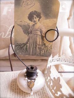 Vintage Door Knob Inspiration Holder  by PetiteMichelleLouise, $34.50