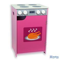 AndreuToys - Modular Cooker Pink