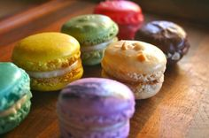 perfect macarons! recipe with a lot of details and easy to follow it!