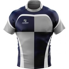 Sublimated UK Rugby Shirts from Scorpion Sports. Produced and delivered  within 2 weeks minimum just · ArmaduraSublimadosFormaCamisetasDeportesEquipos  ... 1a33cc35e23bb