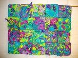 Artsonia Art Exhibit :: Texture Box Murals