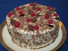SJOKOLADE KOEKE Flan Cake, South African Recipes, Afrikaans, Kos, Birthday Cakes, Delicious Desserts, Cake Recipes, Sweet Treats, Recipies