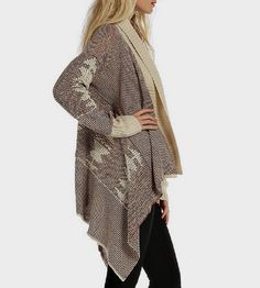 Chaiser Cardigan Sweater | This slouchy sweater is a lovely addition to your minimalist w... | Sweaters & Cardigans