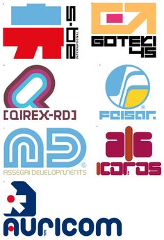 Typo Wipeout by The Designers Republic