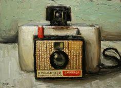 Polaroid Swinger by Bradford J. Salamon