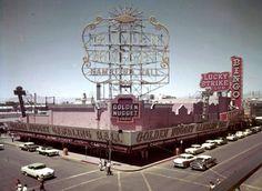 Las Vegas, 1956