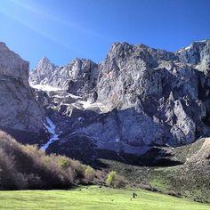 #fuentede #montaña #mountain #snow #bergen #cantabria #igerscantabria #nature