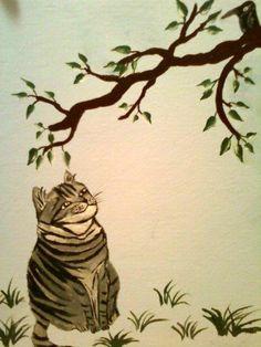 """Patience is a Virture"" (Etsy, ArtForEverySeason)"