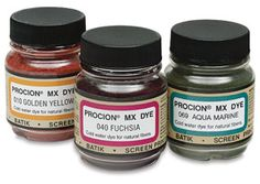 You are here: All About Hand Dyeing, Instructions, How to Dye with Fiber Reactive Dye.