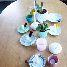 jennys hus - Diy And Crafts, November, Plates, Tableware, Blog, Random, Home Decor, Weddings, Upcycled Crafts