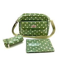 Cath Kidston messenger Baby Changing Set Bags spotted Mat Wipes Holder Clothes Cath Kidston, Bag Sale, Hand Bags, My Ebay, Diaper Bag, Baby, Shopping, Clothes, Women