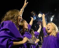 2013 Wenatchee High School Graduation