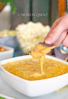 Carnitas Queso on kleinworthco.com  #ad