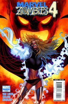 Marvel Zombies 4 (2009) #4