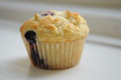 Blueberry-Coconut Muffins