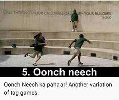 Bachpan ki yaad ❤ !!!!  Childhood Games  ❤ _ ❤  (4)  A.H