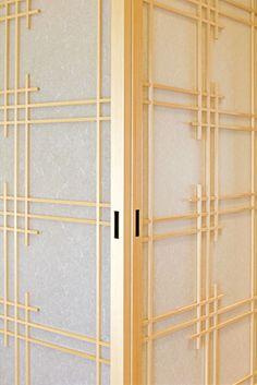 Fancy Kumiko pattern on custom shoji screens